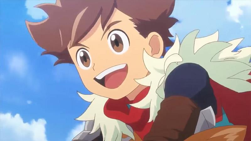Il protagonista di Monster Hunter Stories