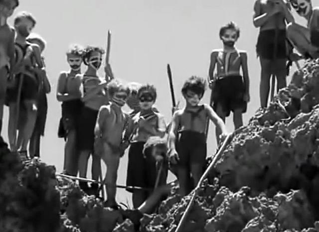 Il film Il signore delle mosche (1963)