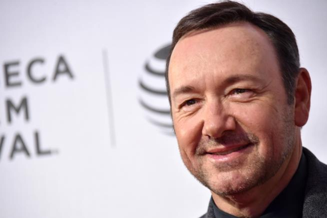 Kevin Spacey al Tribeca Film Festival