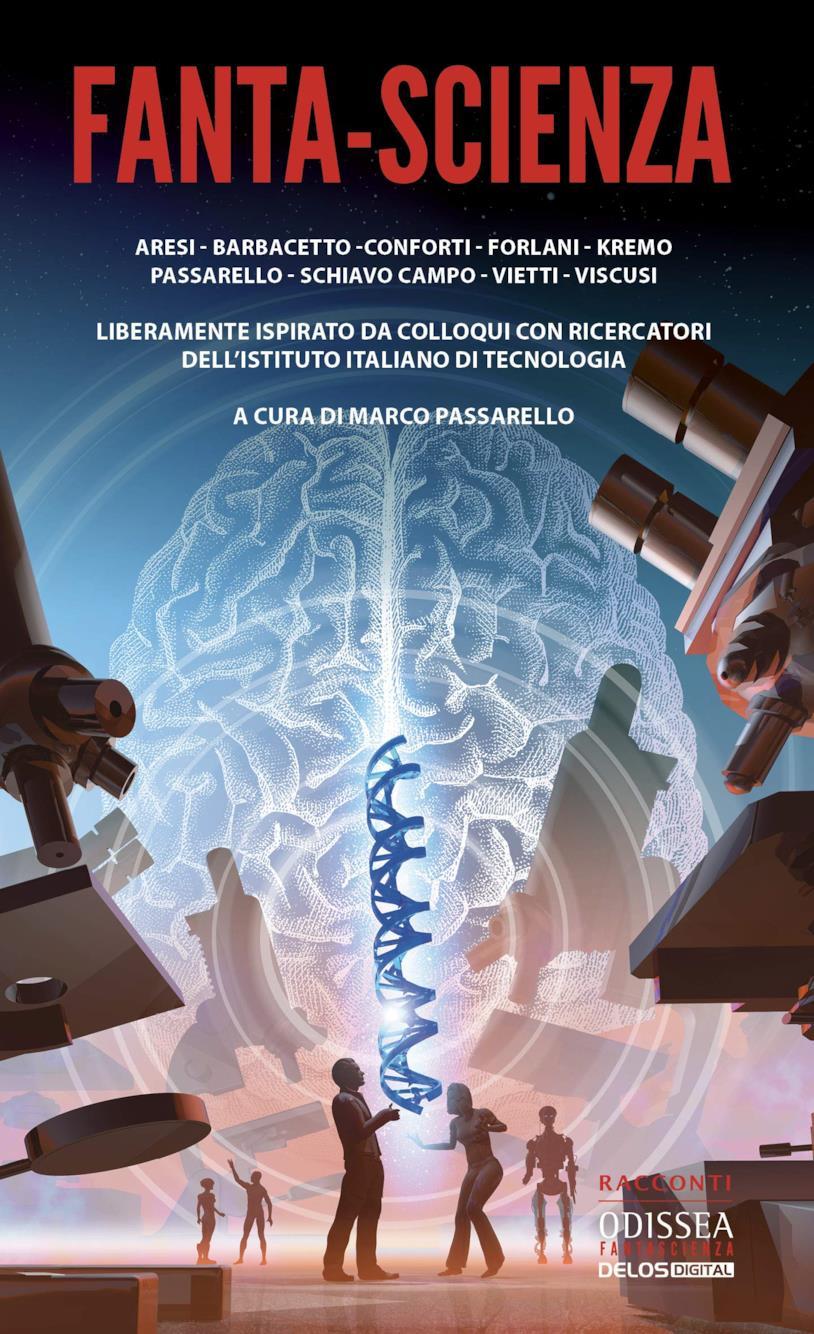 La copertina di Fanta-scienza