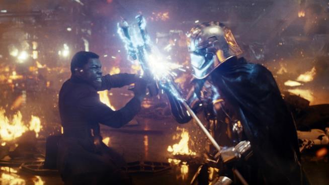 Finn contro Phasma e le altre scene cancellate de Gli Ultimi Jedi