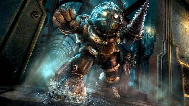 Il Big Daddy del primo BioShock