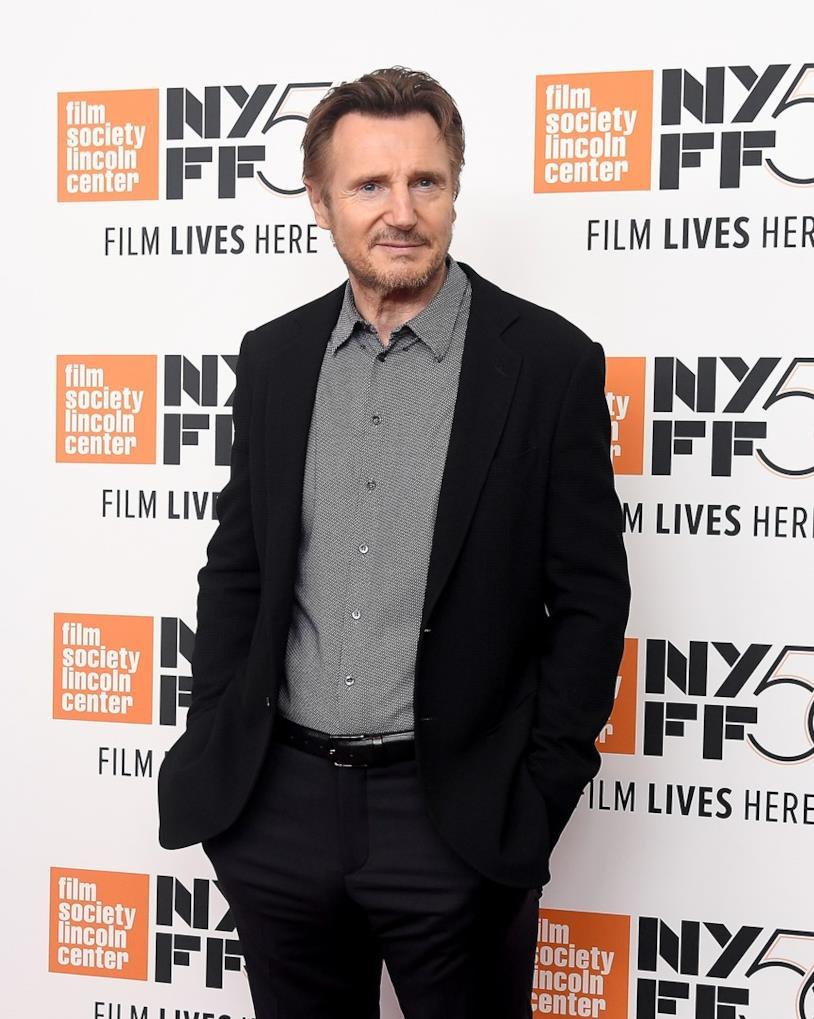 Liam Neeson a un evento ufficiale
