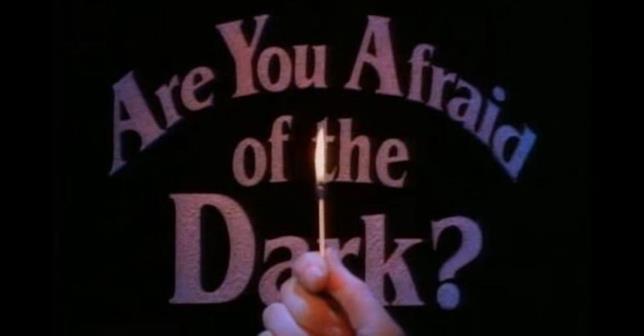 Il logo originale della serie Hai Paura del Buio?