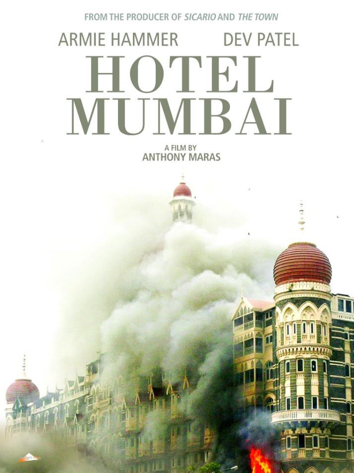Il poster del film Hotel Mumbai