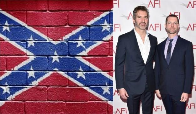 La bandiera sudista e gli sceneggiatori di Game of Thrones