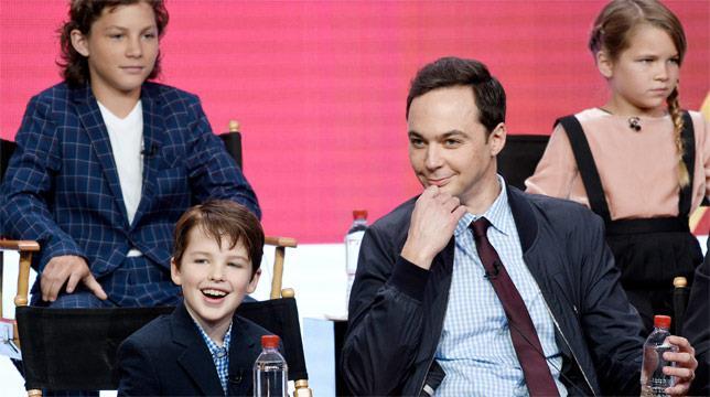 Sheldon, The Bing Bang Theory