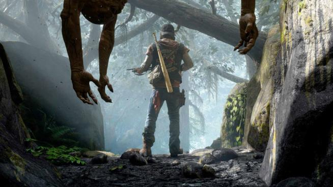 Deacon St. John è il protagonista di Days Gone su PS4