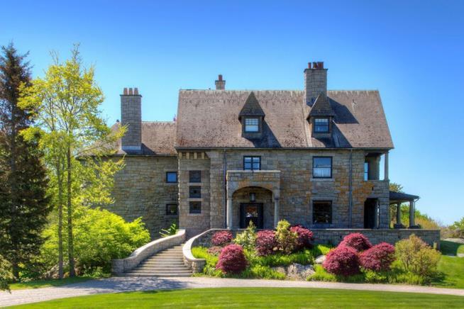 Una casa dell'epoca Gilded Age