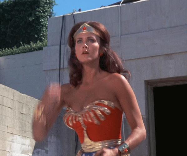 In ogni donna c'è una Wonder Woman