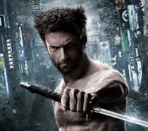 Hugh Jackman nei panni di Wolverine ne Wolverine - L'immortale