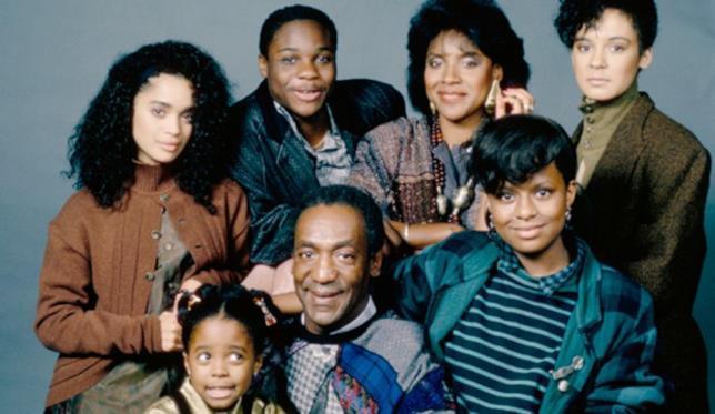 Una foto de I Robinson, l'amata famiglia televisiva