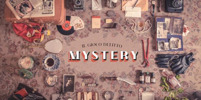 La locandina di Mystery - Il Gioco Delitto