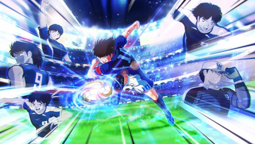 Captain Tsubasa videogioco