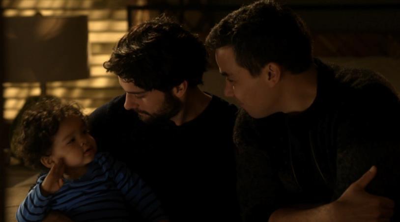 Le regole del delitto perfetto 5x15: Christopher, Connor e Oliver