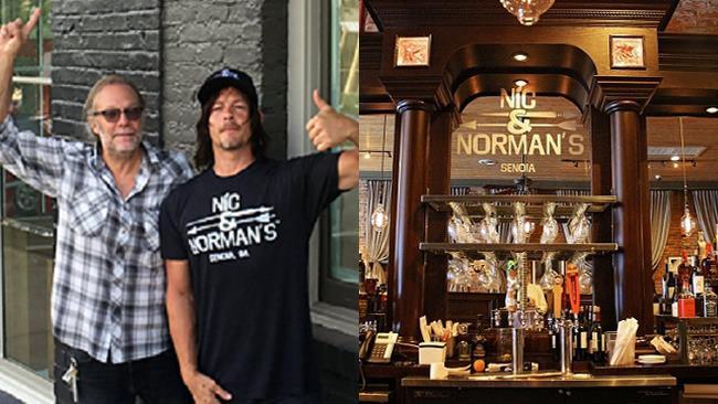 Nic & Norman's, ristorante The Walking Dead