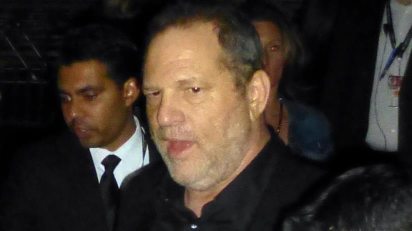 Harvey Weinstein in una immagine di archivio