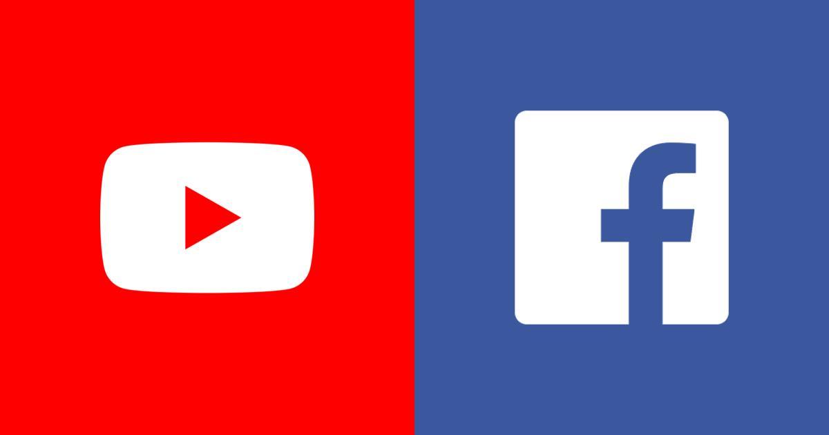 Youtube ha superato facebook in italia per numero di accessi for Numero senatori e deputati in italia