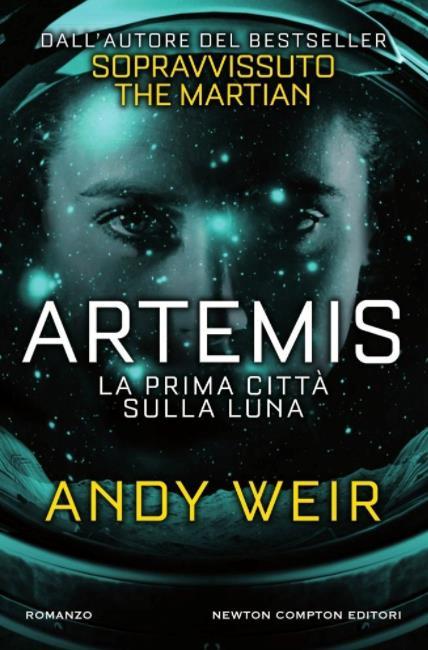 La cover di Artemis