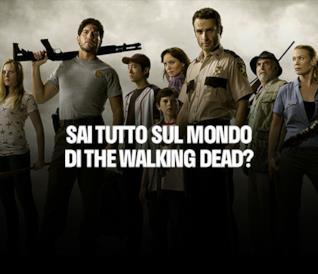 Sai tutto sul mondo di The Walking Dead? 100 domande difficili sulla serie