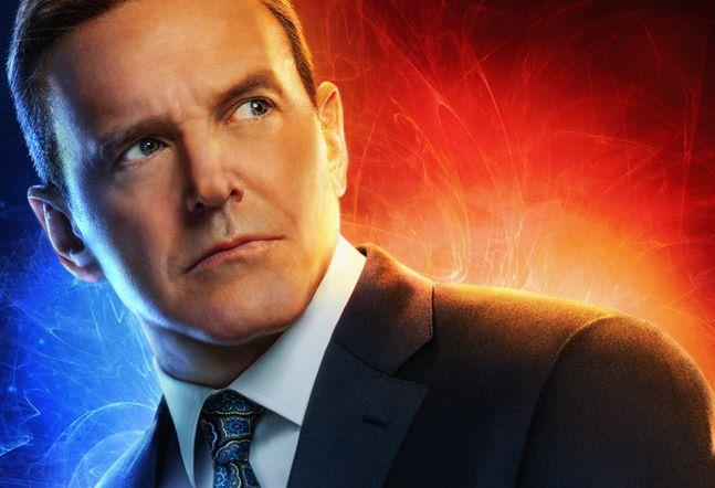 Character poster di Captain Marvel dedicato a Phil Coulson