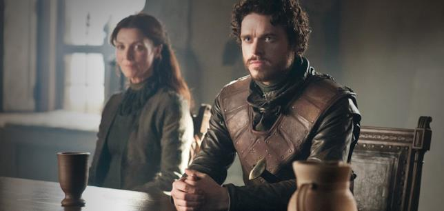 Madden nei panni di Robb Stark in Game of Thrones