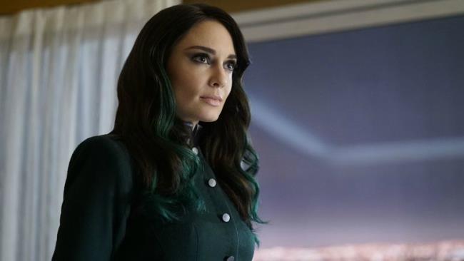 Mallory Jansen è Madame Hydra