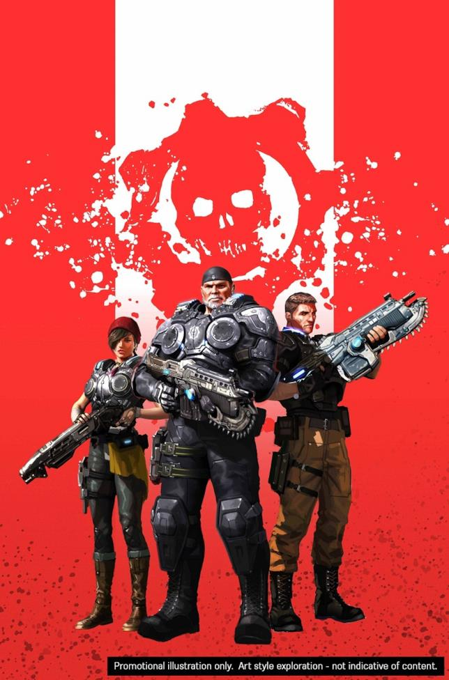 Gears of War diventa un fumetto