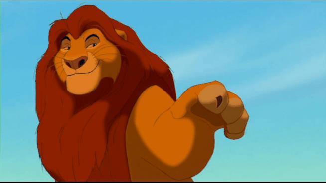 Mufasa, Il re leone