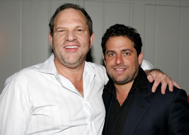 Brett Ratner indieme a Harvey Weinstein