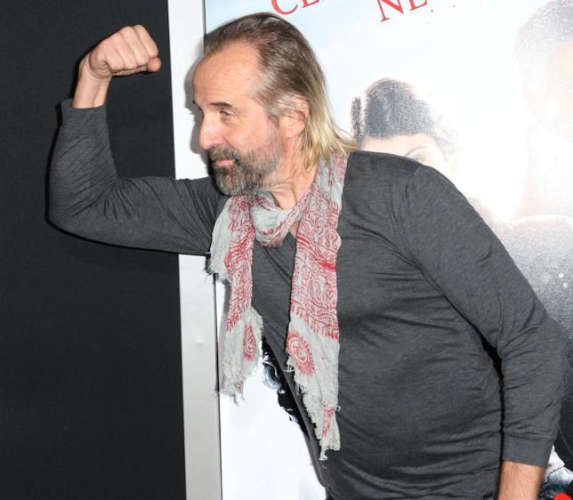 L'eclettico attore Peter Stormare