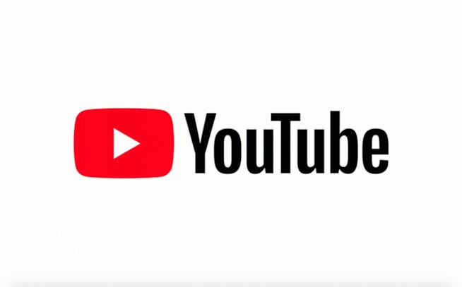 Il famoso logo di YouTube