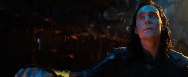 Tom Hiddleston è Loki nel trailer di Avengers: InfinityWar