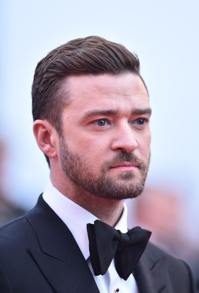 Justin Timberlake durante un evento