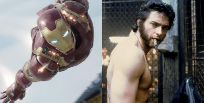 Robert Downey jr. è Tony Stark nel trailer di Iron Man