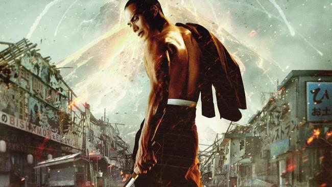 Il protagonista di Yakuza Apocalypse