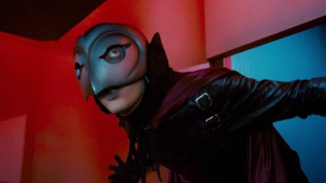 William Finley interpreta il Fantasma