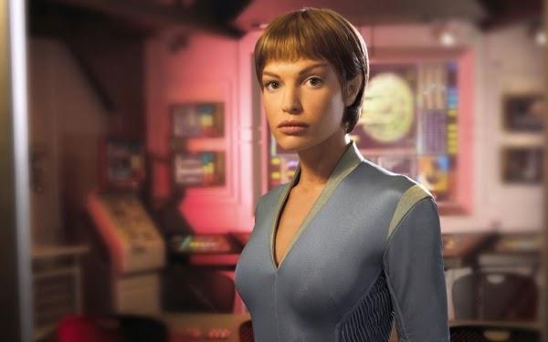 T'Pol di Star Trek: Enterprise