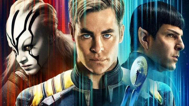Star Trek Beyond è una delle principali uscite in home video di novembre 2016