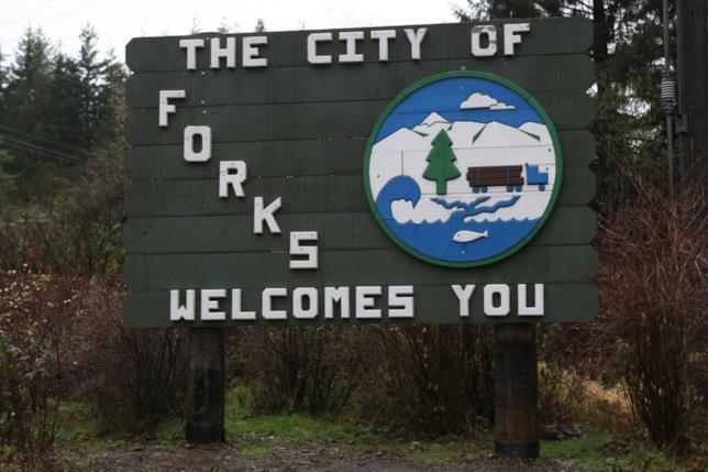 La città di Forks