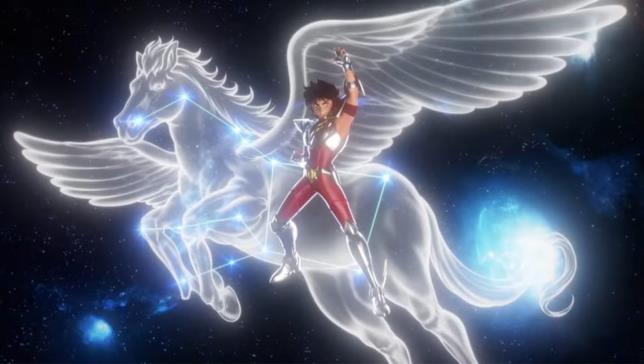 Cavalieri dello Zodiaco remake Netflix