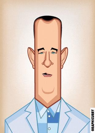 Tom Hanks: la carriera in una GIF