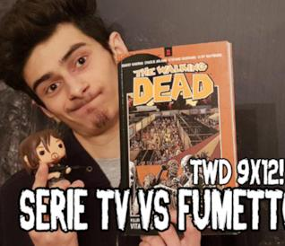 The Walking Dead, serie TV vs fumetto: Henry, Lydia e Negan