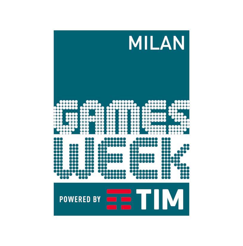 Il logo di Milan Games Week 2019