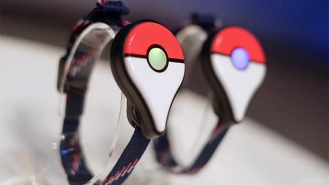 I bracciali Pokémon Go Plus