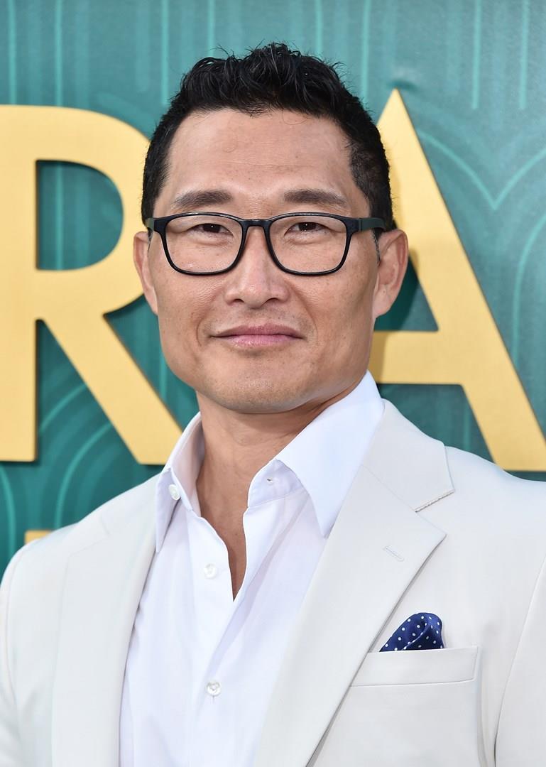 Daniel Dae Kim in primo piano
