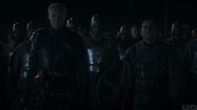 GoT 8: Brienne e Pod
