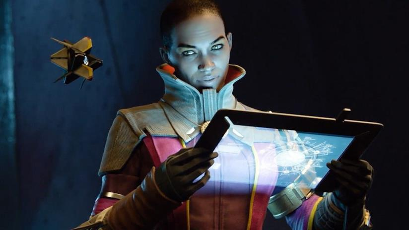 Ikora Rey in Destiny 2