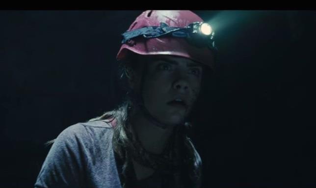 Cara Delevingne è June Moone in Suicide Squad