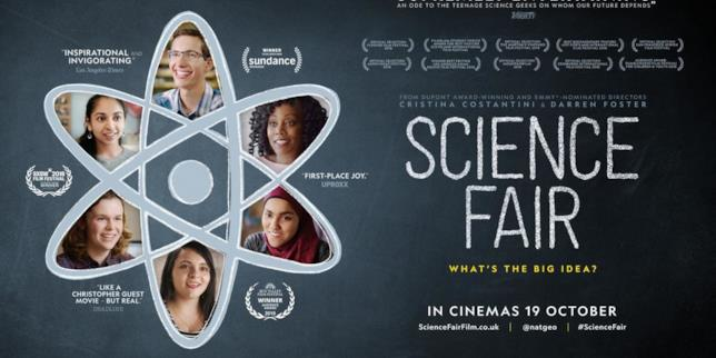 La locandina di Science Fair di National Geographic